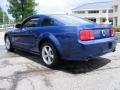 2007 Vista Blue Metallic Ford Mustang GT Premium Coupe  photo #3