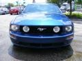 2007 Vista Blue Metallic Ford Mustang GT Premium Coupe  photo #8