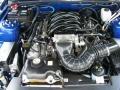2007 Vista Blue Metallic Ford Mustang GT Premium Coupe  photo #29