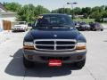 2004 Black Dodge Dakota SXT Club Cab 4x4  photo #7