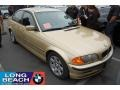 Light Yellow Metallic 2000 BMW 3 Series Gallery