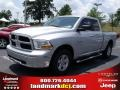 Bright Silver Metallic 2010 Dodge Ram 1500 Gallery