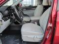 2011 Spicy Red Kia Sorento LX V6  photo #7