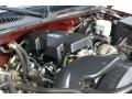 2000 Dark Carmine Red Metallic Chevrolet Silverado 1500 LS Extended Cab 4x4  photo #15