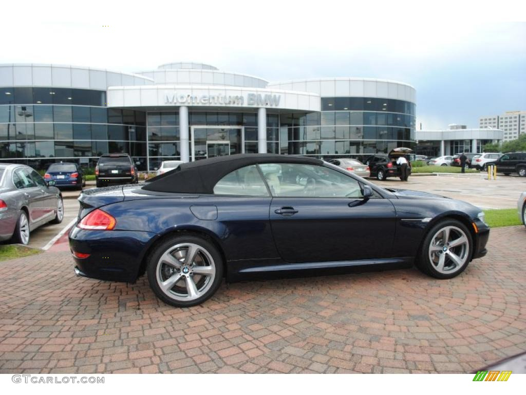 2008 Bmw 6 Series Convertible 2008 bmw 6 series 650i