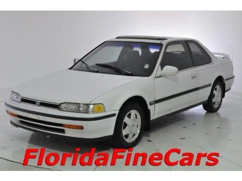 1993 honda accord sedan weight