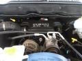 2006 Patriot Blue Pearl Dodge Ram 1500 Big Horn Edition Quad Cab 4x4  photo #18