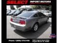 2007 Tungsten Grey Metallic Ford Mustang GT Premium Coupe  photo #5