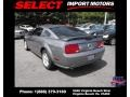 2007 Tungsten Grey Metallic Ford Mustang GT Premium Coupe  photo #9