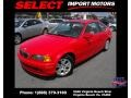 Bright Red - 3 Series 323i Coupe Photo No. 1