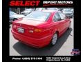 Bright Red - 3 Series 323i Coupe Photo No. 4