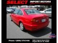 Bright Red - 3 Series 323i Coupe Photo No. 6