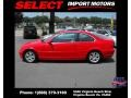 Bright Red - 3 Series 323i Coupe Photo No. 10