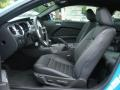 2011 Grabber Blue Ford Mustang GT Premium Coupe  photo #6