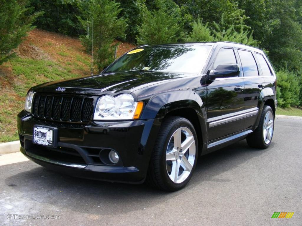 2006 black jeep grand cherokee srt8 32178434 car color galleries. Black Bedroom Furniture Sets. Home Design Ideas
