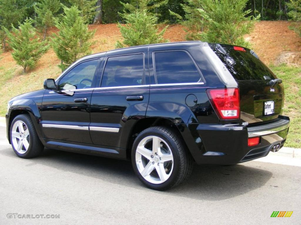 2006 black jeep grand cherokee srt8 32178434 photo 7 car color galleries. Black Bedroom Furniture Sets. Home Design Ideas