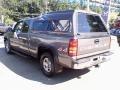 2000 Charcoal Gray Metallic Chevrolet Silverado 1500 Extended Cab 4x4  photo #3