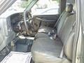 2000 Charcoal Gray Metallic Chevrolet Silverado 1500 Extended Cab 4x4  photo #5