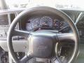 2000 Charcoal Gray Metallic Chevrolet Silverado 1500 Extended Cab 4x4  photo #7