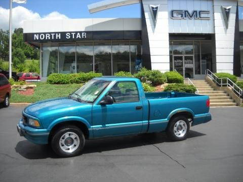 1995 gmc sonoma sls regular cab data info and specs. Black Bedroom Furniture Sets. Home Design Ideas