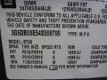Light Spiral Gray Metallic - Rendezvous CX AWD Photo No. 24