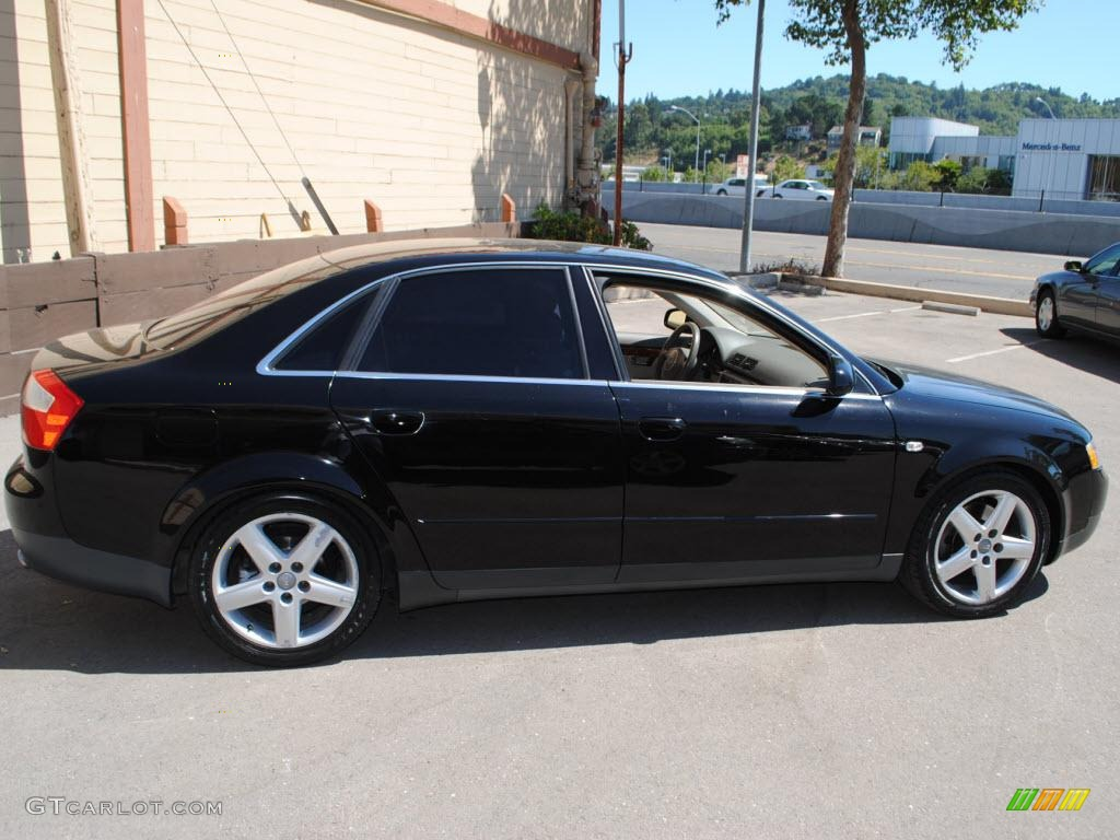 Audi A4 2002 Black Www Imgkid Com The Image Kid Has It