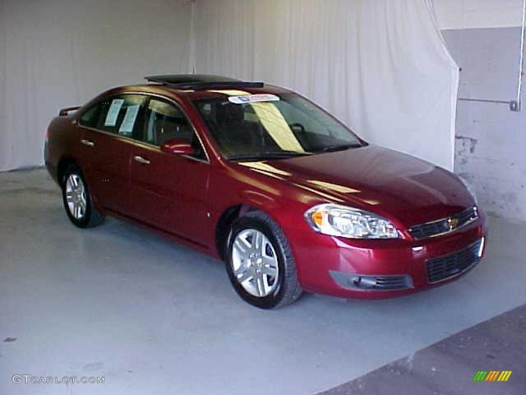 2007 red jewel tint coat chevrolet impala ltz 32178366 photo 24 car color. Black Bedroom Furniture Sets. Home Design Ideas