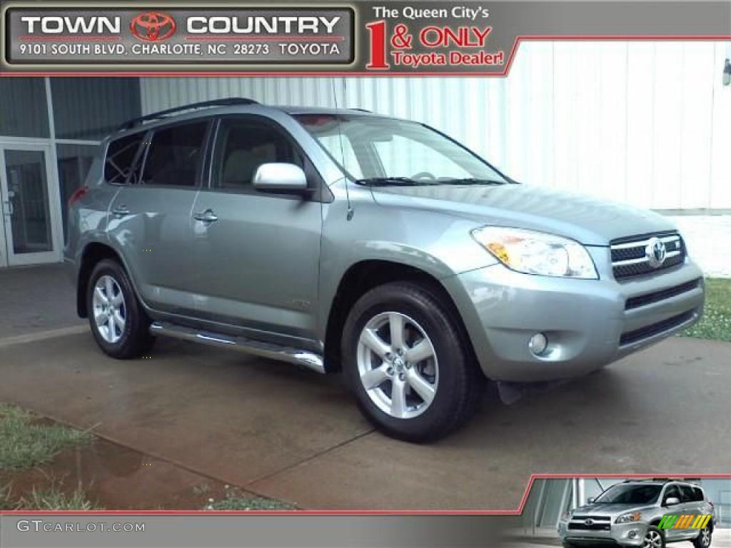 2007 everglade metallic toyota rav4 limited 32178379. Black Bedroom Furniture Sets. Home Design Ideas