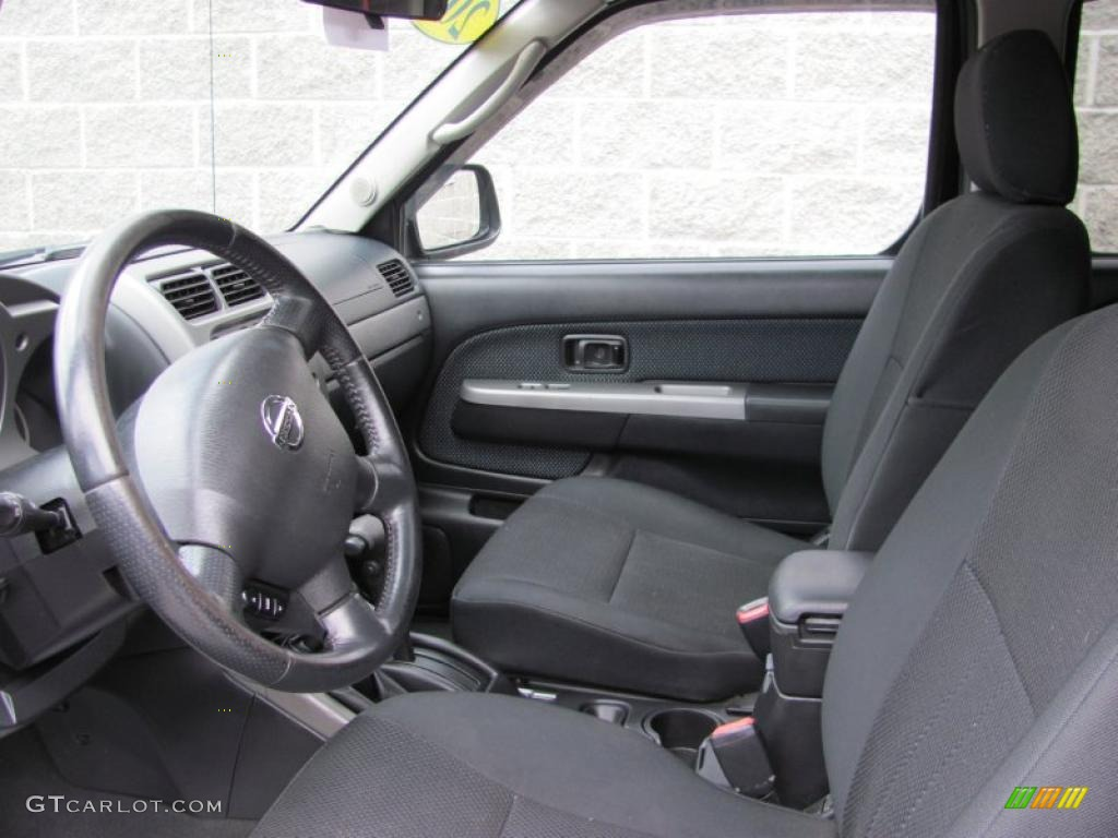 2004 Nissan Xterra Se 4x4 Interior Photo 32256286