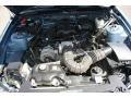 2006 Windveil Blue Metallic Ford Mustang V6 Premium Convertible  photo #17