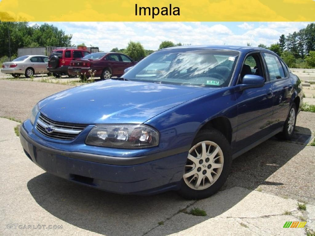 2003 superior blue metallic chevrolet impala 32177783. Cars Review. Best American Auto & Cars Review