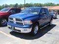 Deep Water Blue Pearl 2010 Dodge Ram 1500 Gallery