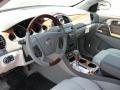 2010 Quicksilver Metallic Buick Enclave CXL  photo #26