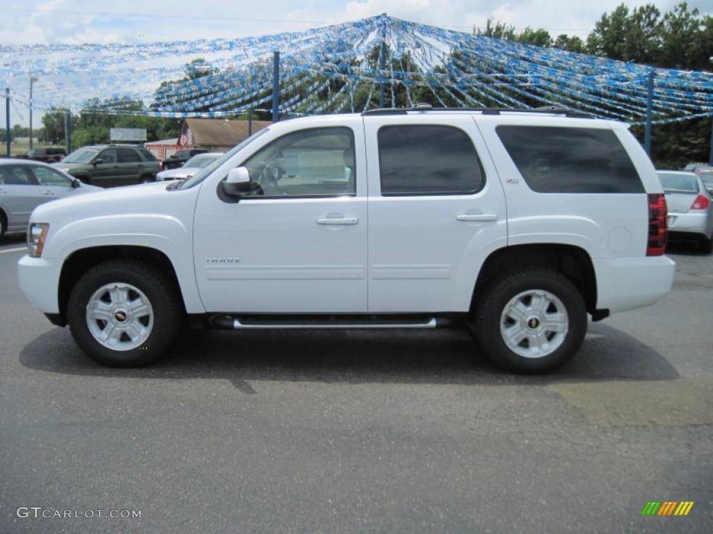 2010 summit white chevrolet tahoe z71 4x4 32269268 car color galleries. Black Bedroom Furniture Sets. Home Design Ideas