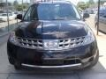 2007 Super Black Nissan Murano S AWD  photo #2