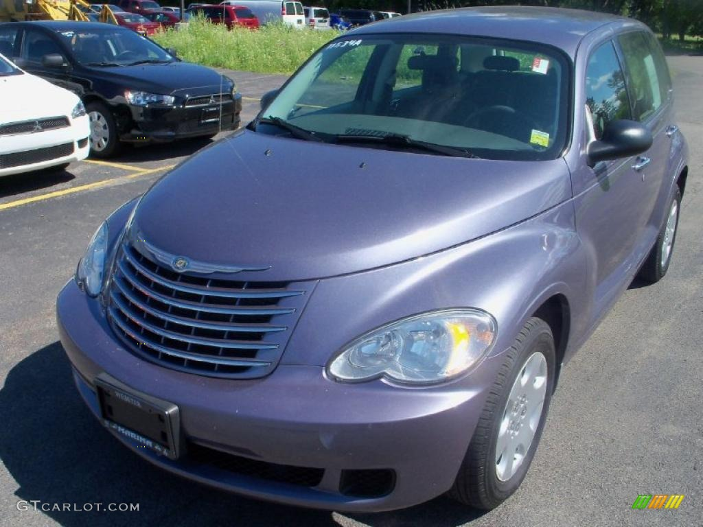 2007 PT Cruiser  - Opal Gray Metallic / Pastel Slate Gray photo #1