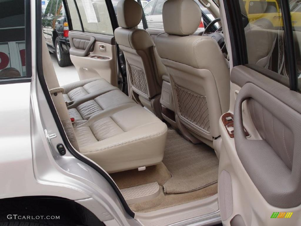 1999 champagne pearl toyota land cruiser 32268788 photo 18 car color galleries. Black Bedroom Furniture Sets. Home Design Ideas