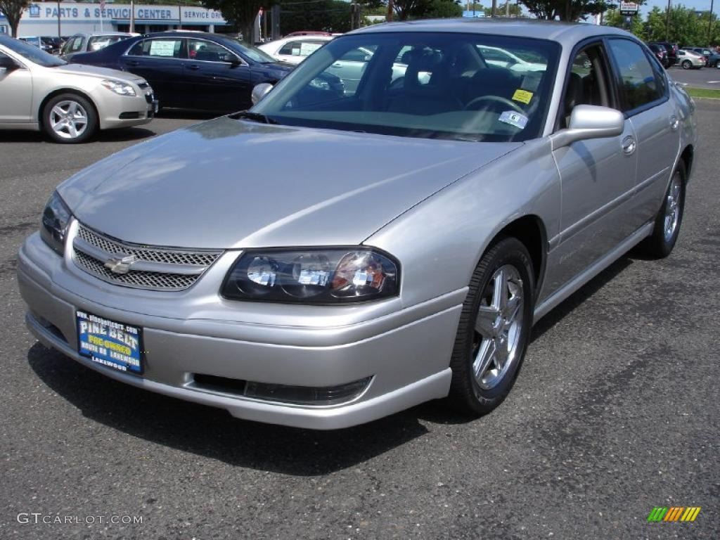 2005 silverstone metallic chevrolet impala ss supercharged 32340633 car color. Black Bedroom Furniture Sets. Home Design Ideas