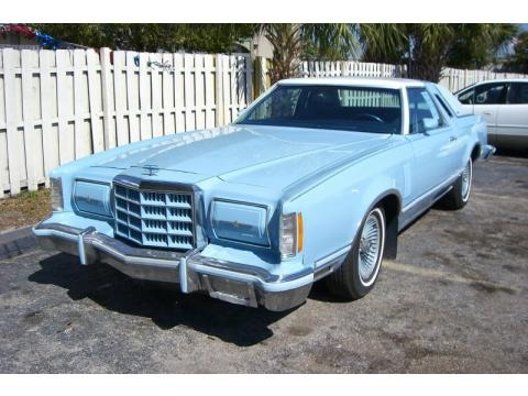 1978 ford thunderbird 2 door coupe data info and specs. Black Bedroom Furniture Sets. Home Design Ideas