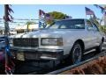 1990 White Chevrolet Caprice Classic Sedan #32391940