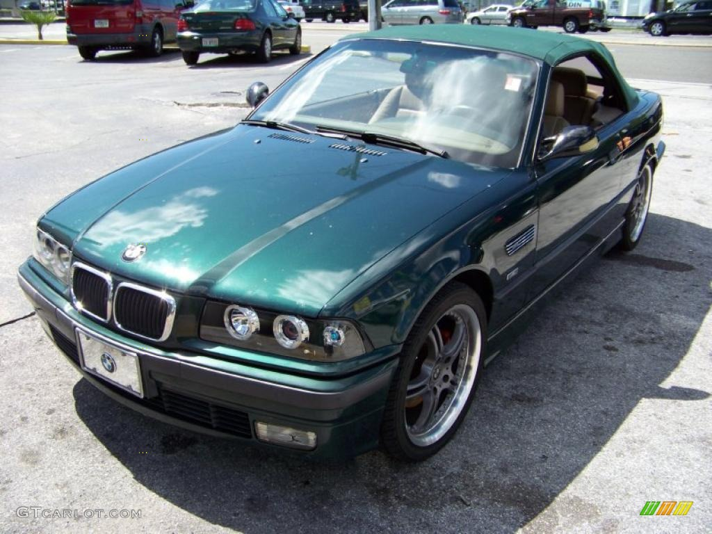Bmw Ascot Green Paint