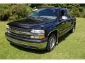 2002 Onyx Black Chevrolet Silverado 1500 LS Extended Cab  photo #12