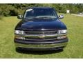 2002 Onyx Black Chevrolet Silverado 1500 LS Extended Cab  photo #13