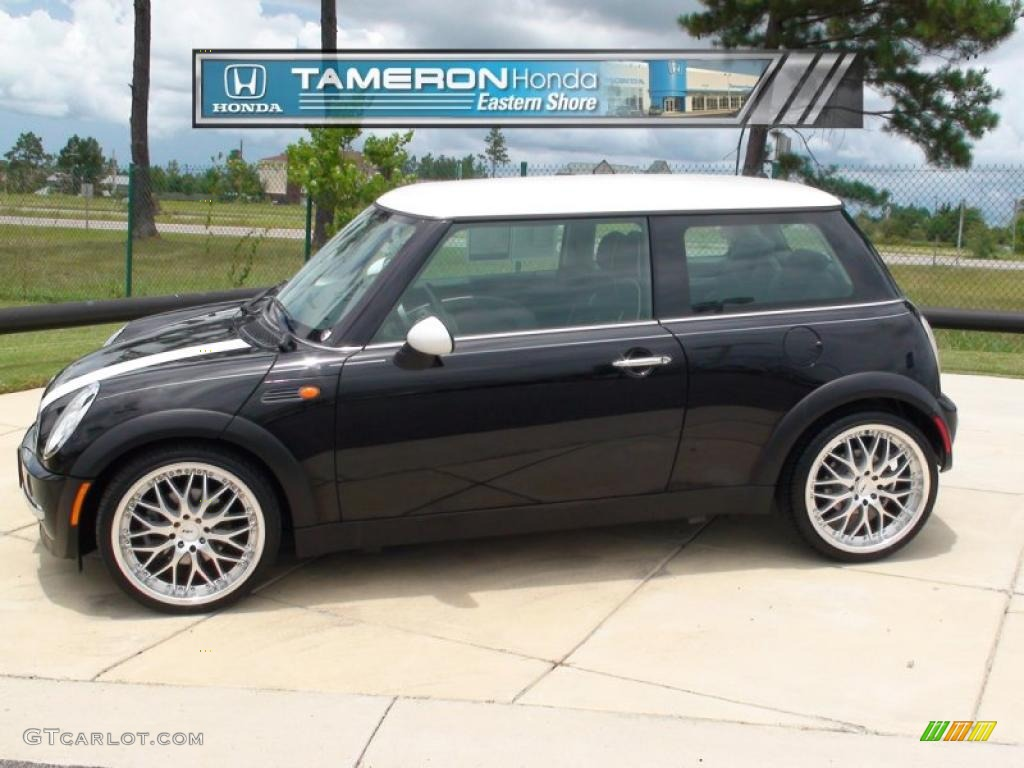 2003 cosmos black metallic mini cooper hardtop 32392016 car color galleries. Black Bedroom Furniture Sets. Home Design Ideas