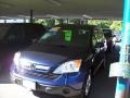 2008 Royal Blue Pearl Honda CR-V EX-L 4WD  photo #22