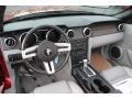 2007 Redfire Metallic Ford Mustang V6 Premium Convertible  photo #14