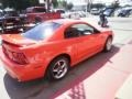 2000 Performance Red Ford Mustang GT Coupe  photo #4
