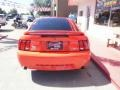 2000 Performance Red Ford Mustang GT Coupe  photo #5