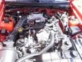 2000 Performance Red Ford Mustang GT Coupe  photo #26