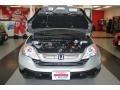2009 Alabaster Silver Metallic Honda CR-V EX 4WD  photo #22